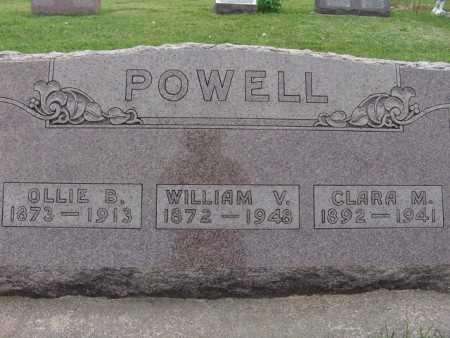 POWELL, OLLIE B. - Warren County, Iowa | OLLIE B. POWELL
