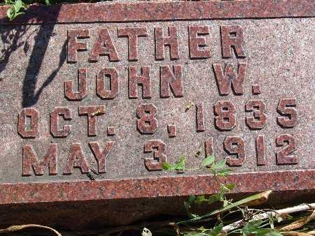 PROCTOR, JOHN W - Warren County, Iowa   JOHN W PROCTOR