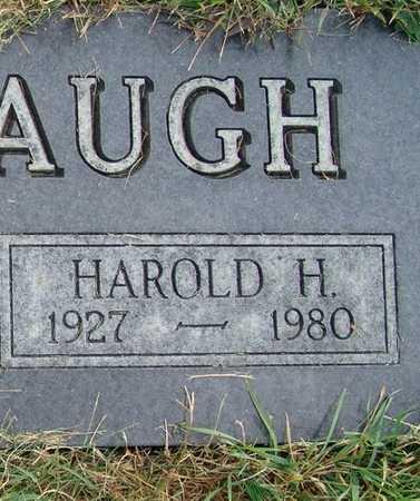 PUDERBAUGH, HAROLD H. - Warren County, Iowa   HAROLD H. PUDERBAUGH
