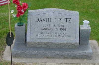 PUTZ, DAVID F - Warren County, Iowa | DAVID F PUTZ