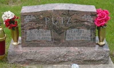 PUTZ, G. VICTOR - Warren County, Iowa | G. VICTOR PUTZ
