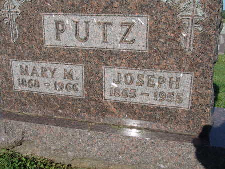 PUTZ, MARY M. - Warren County, Iowa | MARY M. PUTZ
