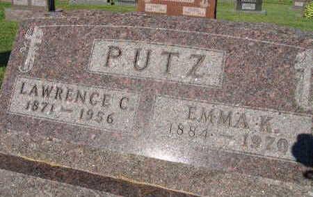 PUTZ, LAWRENCE C. - Warren County, Iowa | LAWRENCE C. PUTZ