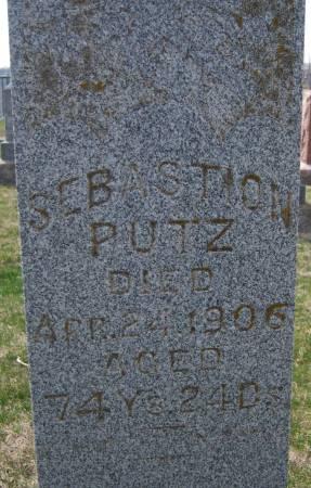 PUTZ, SEBASTION - Warren County, Iowa   SEBASTION PUTZ