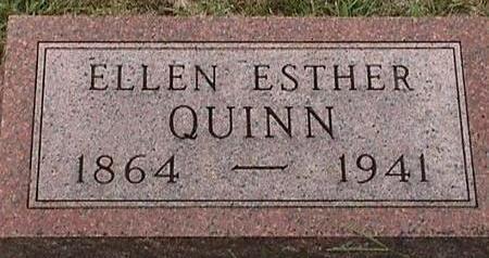 QUINN, ELLEN - Warren County, Iowa   ELLEN QUINN