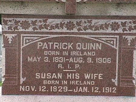 QUINN, PATRICK - Warren County, Iowa | PATRICK QUINN