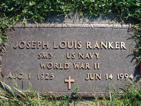 RANKER, JOSEPH LOUIS - Warren County, Iowa | JOSEPH LOUIS RANKER