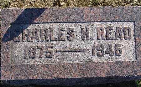 READ, CHARLES H. - Warren County, Iowa | CHARLES H. READ