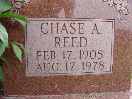 REED, CHASE A. - Warren County, Iowa | CHASE A. REED