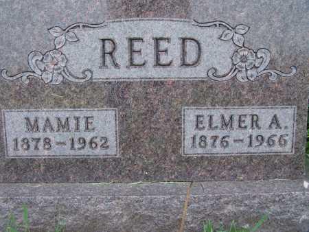 REED, ELMER A. - Warren County, Iowa | ELMER A. REED