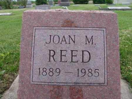 REED, JOAN M. - Warren County, Iowa | JOAN M. REED