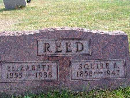 REED, SQUIRE B. - Warren County, Iowa | SQUIRE B. REED