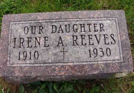 REEVES, IRENE A. - Warren County, Iowa | IRENE A. REEVES