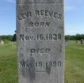 REEVES, LEVI - Warren County, Iowa | LEVI REEVES