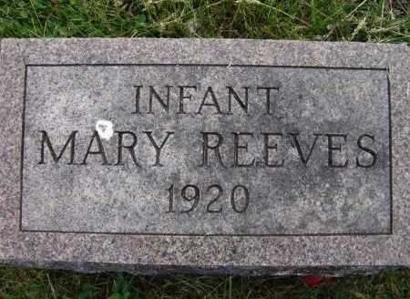 REEVES, MARY - Warren County, Iowa | MARY REEVES