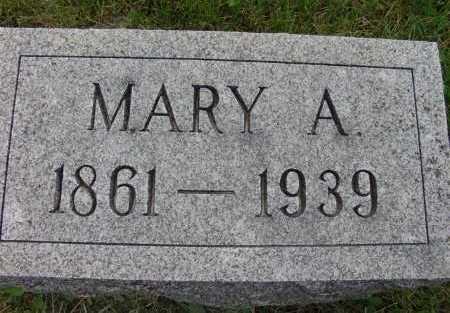 REINS, MARY A. - Warren County, Iowa | MARY A. REINS