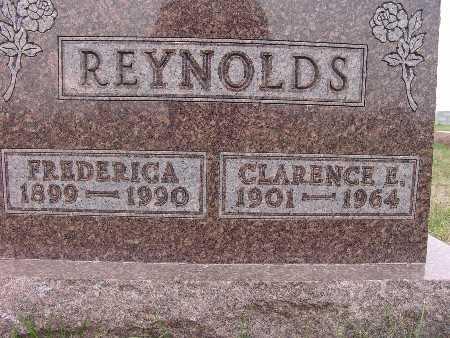 REYNOLDS, CLARENCE E. - Warren County, Iowa | CLARENCE E. REYNOLDS