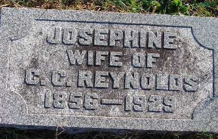 REYNOLDS, JOSEPHINE - Warren County, Iowa | JOSEPHINE REYNOLDS