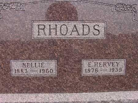 RHOADS, E. HERVEY - Warren County, Iowa | E. HERVEY RHOADS