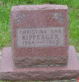 RIPPERGER, CHRISTINA ANN - Warren County, Iowa | CHRISTINA ANN RIPPERGER