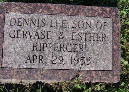 RIPPERGER, DENNIS LEE - Warren County, Iowa | DENNIS LEE RIPPERGER