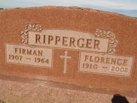 RIPPERGER, FLORENCE - Warren County, Iowa | FLORENCE RIPPERGER