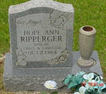 RIPPERGER, HOPE ANN - Warren County, Iowa | HOPE ANN RIPPERGER