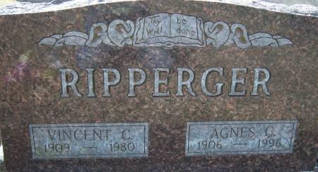 RIPPERGER, VINCENT C - Warren County, Iowa | VINCENT C RIPPERGER