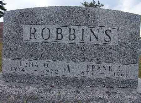 ROBBINS, LENA O. - Warren County, Iowa | LENA O. ROBBINS