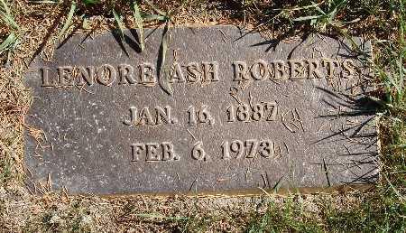 ROBERTS, LENORE ASH - Warren County, Iowa | LENORE ASH ROBERTS