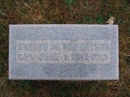 ROBERTSON, EVELYN M. - Warren County, Iowa | EVELYN M. ROBERTSON