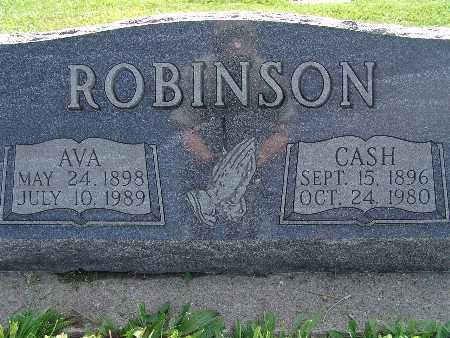 ROBINSON, AVA - Warren County, Iowa | AVA ROBINSON