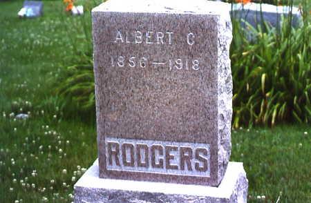 RODGERS, ALBERT C. - Warren County, Iowa | ALBERT C. RODGERS