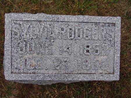 RODGERS, SYLVIA - Warren County, Iowa | SYLVIA RODGERS