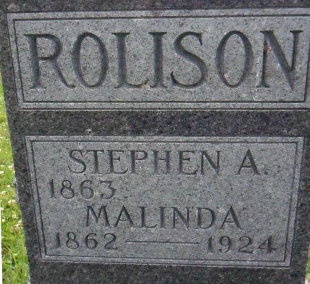 ROLISON, MALINDA - Warren County, Iowa | MALINDA ROLISON