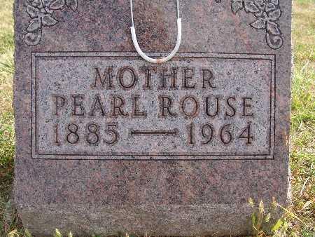 ROUSE, PEARL - Warren County, Iowa | PEARL ROUSE