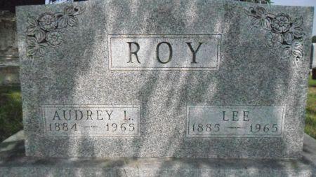 ROY, LEE - Warren County, Iowa   LEE ROY