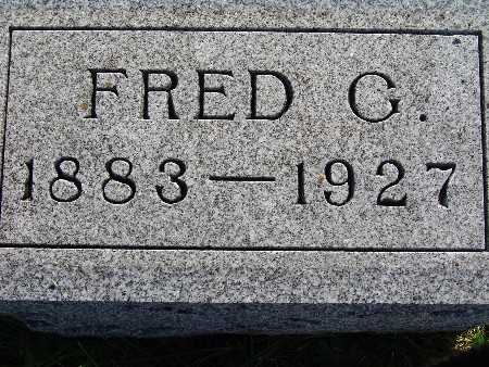 RUBLE, FRED G. - Warren County, Iowa | FRED G. RUBLE