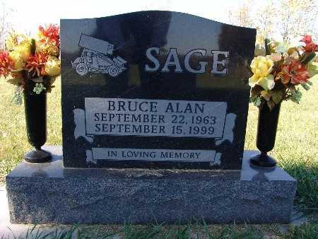 SAGE, BRUCE ALAN - Warren County, Iowa | BRUCE ALAN SAGE