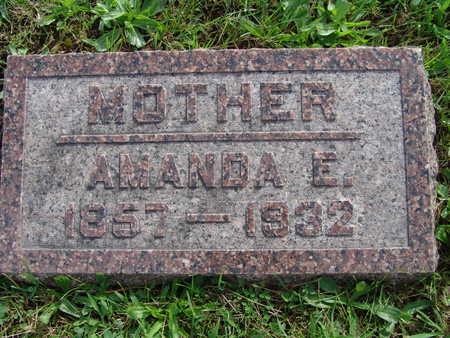 SANDY, AMANDA E - Warren County, Iowa   AMANDA E SANDY