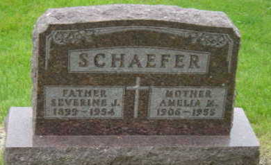 SCHAEFER, AMELIA M - Warren County, Iowa | AMELIA M SCHAEFER