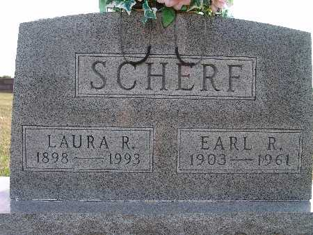 SCHERF, LAURA R. - Warren County, Iowa | LAURA R. SCHERF