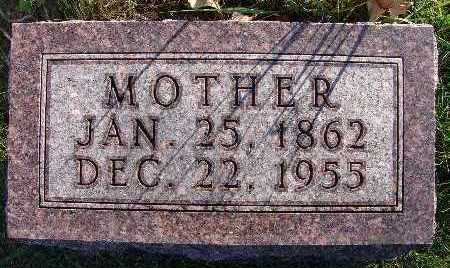 SCHIMELFENIG, MOTHER - Warren County, Iowa | MOTHER SCHIMELFENIG