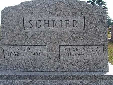 SCHIRNER, CHARLOTTE - Warren County, Iowa | CHARLOTTE SCHIRNER