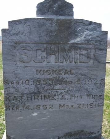 SCHMID, KATHRINE A. - Warren County, Iowa | KATHRINE A. SCHMID