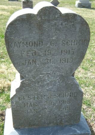 SCHMID, LESTER J. - Warren County, Iowa | LESTER J. SCHMID