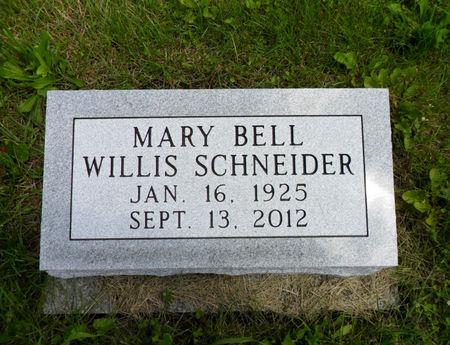 SCHNEIDER, MARY BELL - Warren County, Iowa | MARY BELL SCHNEIDER