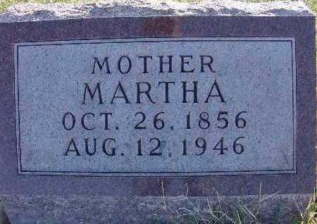 SCHREIBER, MARTHA - Warren County, Iowa | MARTHA SCHREIBER