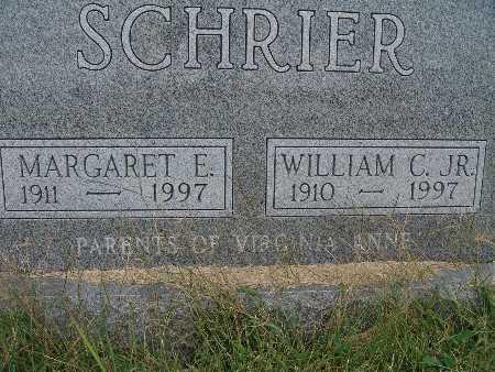 SCHRIER, MARGARET E. - Warren County, Iowa | MARGARET E. SCHRIER