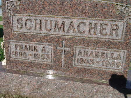 SCHUMACHER, FRANK A. - Warren County, Iowa | FRANK A. SCHUMACHER
